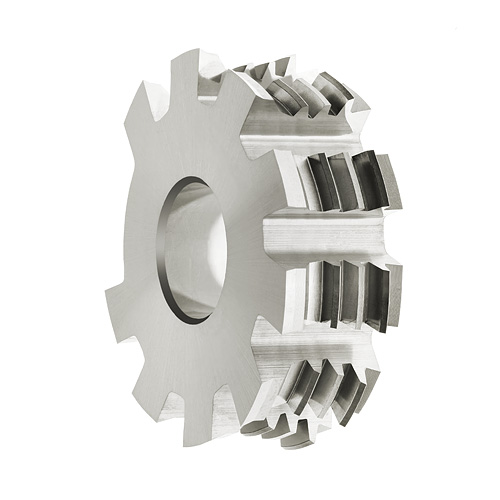 Carbide single position hob cutters